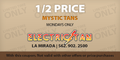 1/2 Price Mystic Tan