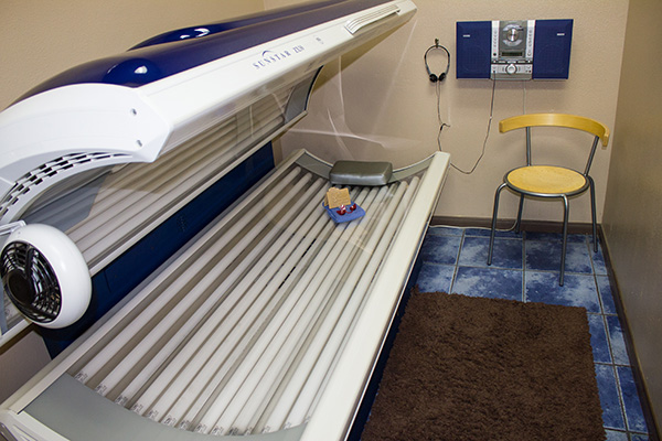Low Pressure Tanning Bed